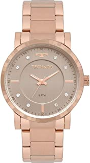 Relógio Technos Feminino Trend Rosé 2036mjq/4c