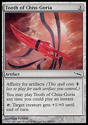 Magic The Gathering - Tooth of Chiss-Goria - Mirrodin