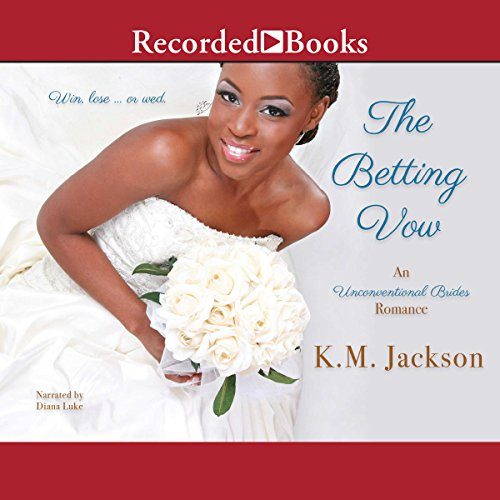 The Betting Vow audiobook cover art