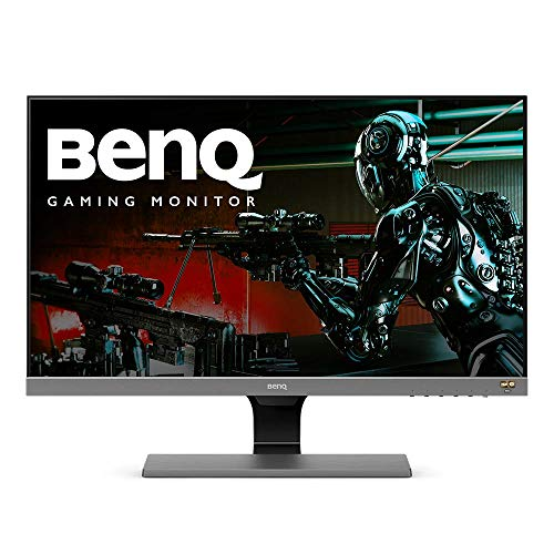 BenQ 27-inch 1080p HDR10 Monitor (EW277HDR), 93% DCI-P3, 100% Rec.709, 4ms Response Time, Eye-Care, Brightness Intelligence Plus, HDMI, VGA, Built-in...