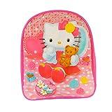Zaino Asilo Hello Kitty 27x32 x3cm