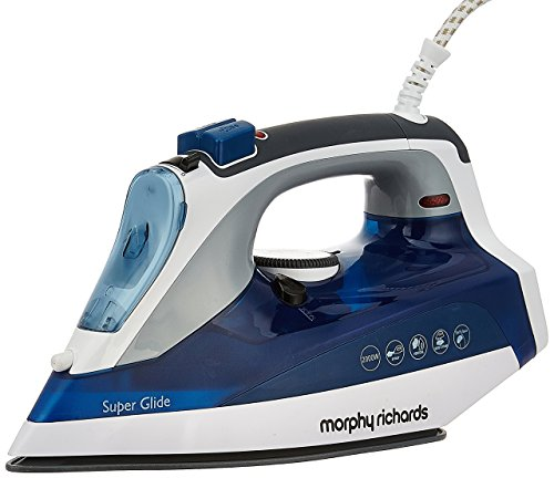 Morphy Richards Super Glide 2000-Watt Steam Iron...