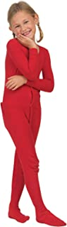 Best red footed pajamas with drop seat Reviews