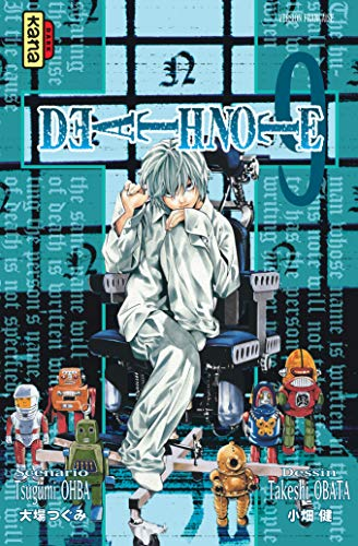 Death Note - Tome 9