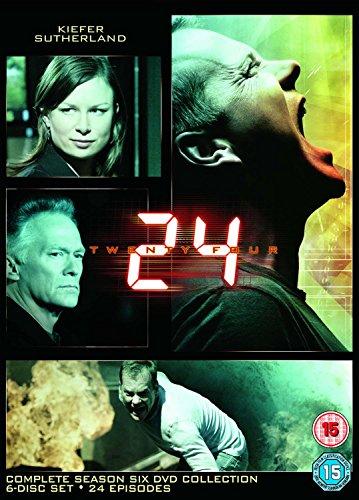 24 - Season 6 [DVD]