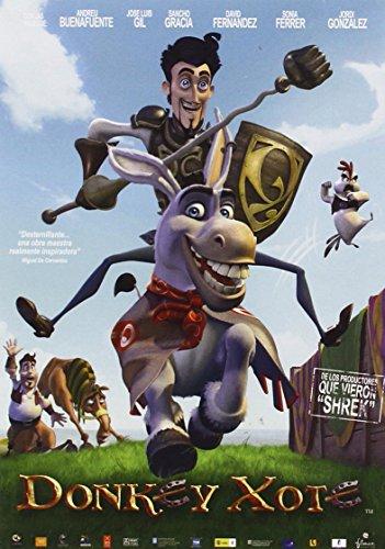 Donkey_Xote [Reino Unido] [DVD]