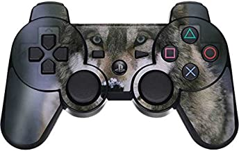 playstation wolf grey