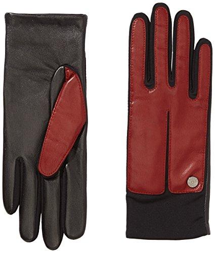 Roeckl Damen Sportive Touch Woman Handschuhe, Rot (red 450), 8 (Herstellergröße: 8)