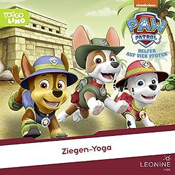 Folge 184: Ziegen-Yoga