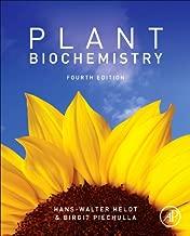 plant biochemistry hans walter heldt