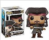 Pop Movie Pirates Caribbean - Jack Sparrow 273 # Figura De Vinilo De Juguete Coleccionable con Caja Original