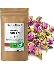 BIO rozenknopen roos geheel thee 100g - gedroogde rozen
