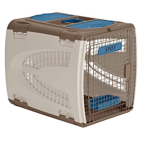 Suncast Portable Dog Crate & Pet Carrier