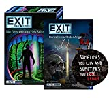 Collectix EXIT – Staffel VI: Geisterbahn des Schreckens + EXIT - Das Buch - Der Jahrmarkt der...