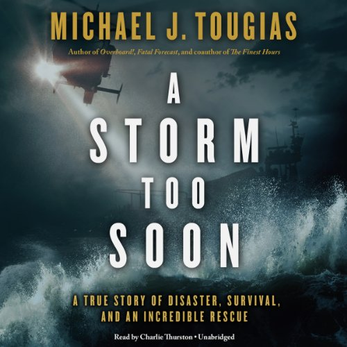 A Storm Too Soon cover art