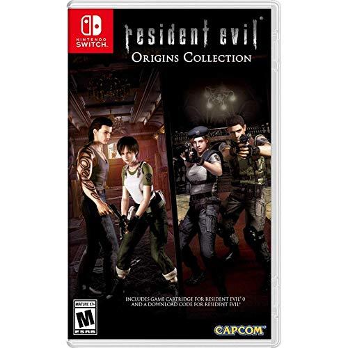 Resident Evil Origins Collection - Nintendo Switch (Import US - Jeu en Français)