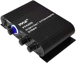 Power Home HiFi Stereo Amplifier – 90 Watt Portable Dual Channel Surround Sound..