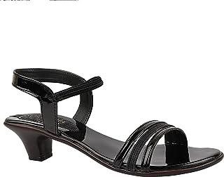 Do Bhai Stylish Fashion Girls Kitten Heel Sandals