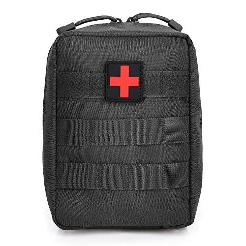 G4Free EMT Pochette tactique Molle Médical Sac de premiers secours