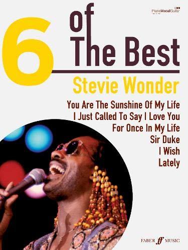Wonder Stevie 6 Of The Best P/V/G