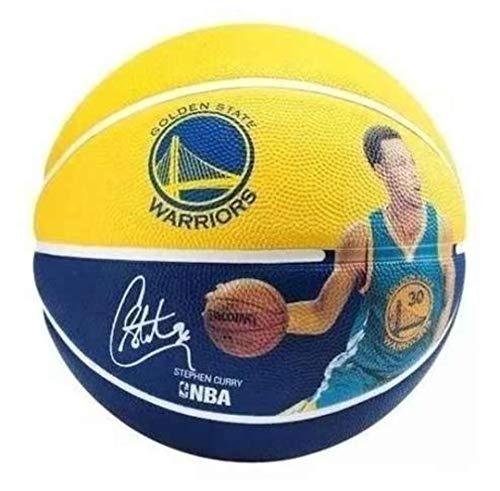 Spalding NBA Player 7 Curry - Balón de Baloncesto