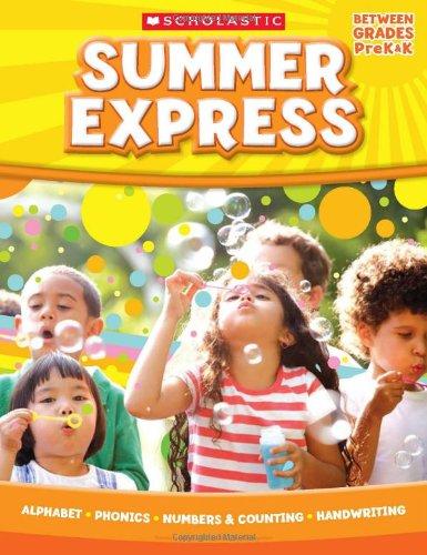 Summer Express Between Prek And Kindergarten