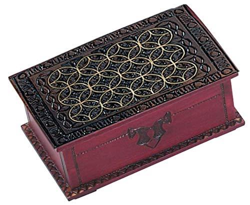 Celtic Chest (Large) - Secret Wooden Puzzle Box