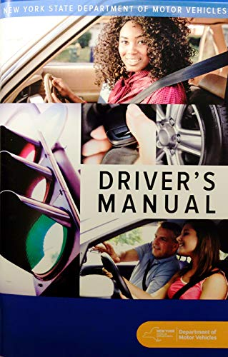 Drivers Manual New York State Department Of Motor Vehicles