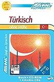 Türkisch ohne Mühe. Multimedia-PLUS. Lehrbuch + 4 Audio CDs + CD-ROM