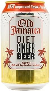 Old Jamaica Diet Ginger Beer 330ml - 6 Pack