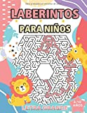laberintos para niños 6-10 años__letra grande: rompecabezas y pasatiempos, grande actividades para jugar sin pantallas (rompecabezas para niños)