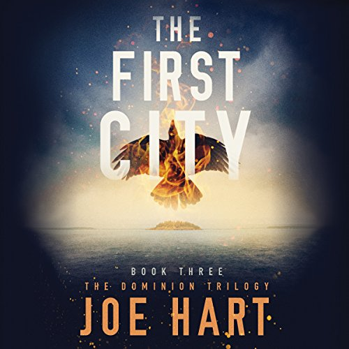 The First City audiobook cover art