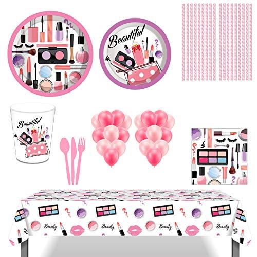 SPA Makeup Party Supplies, 85Pcs Sp…
