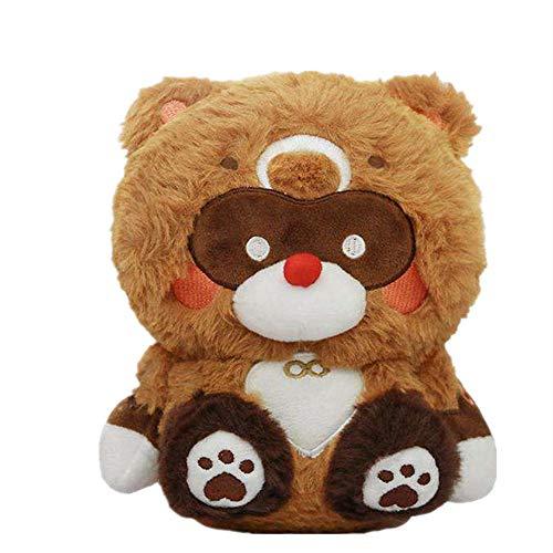 SANXDI G_enshin - Muñeca de peluche con diseño de guoba, juguete de peluche de dibujos animados, decoración de muñeca para el hogar, escritorio, sofá, cama, decoración suave, regalo para niños y niñas