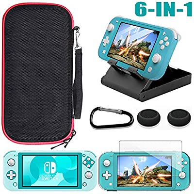 6 in 1 Accessories Bundle for Nintendo Switch L...