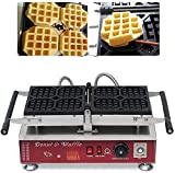 Industrial Belgian Waffle Maker
