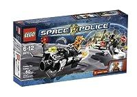 レゴ 絶版品 5970 Freeze Ray Frenzy スペース・ポリス 冷凍光線で捕まえろ 海外限定品 [並行輸入品]