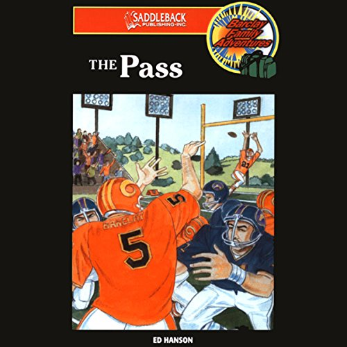 The Pass audiobook cover art