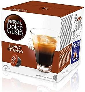 Nescafé - Nescafé - Dolce Gusto Caffè Lungo - Pack de 3 Sachets (48 Capsules)