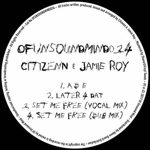 Citizenn & Jamie Roy