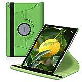 Tablet Case for Huawei MediaPad M5 Lite (2018)   Green Envelope   Flip Case