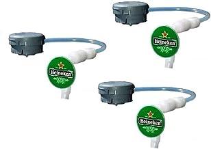 Kit Tubos Para Chopeira Beertender B-100 Heineken Krups 3Un