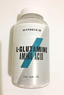 MyProtein L-Glutamina sin Sabor - 250 gr
