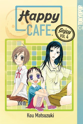 Happy Cafe Volume 4