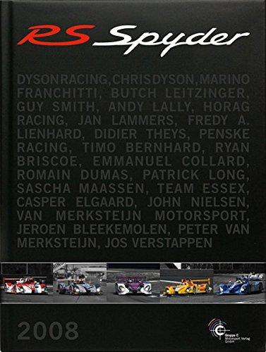 Porsche RS Spyder 2008 (Porsche Motorsport)