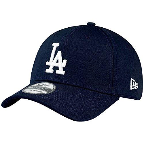 New Era Gorra de béisbol para adulto gorro M/libra Basic LA Dodgers...