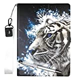 E-Reader Funda para Amazon Kindle Paperwhite 3g Funda Soporte Cuero Case Cover LH