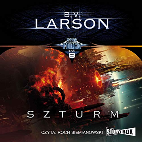 Szturm cover art