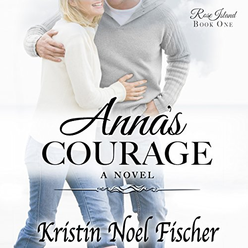 Anna's Courage audiobook cover art