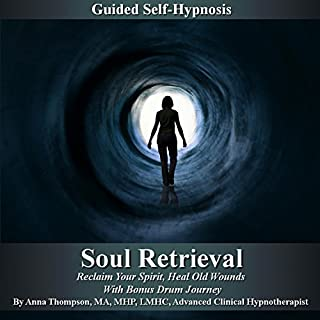 Soul Retrieval Self Hypnosis cover art